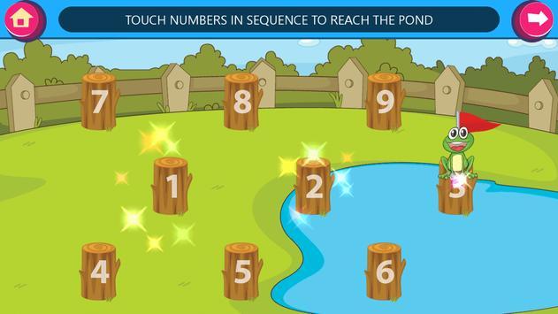 Kids Preschool Numbers and Maths Montessori Games apk screenshot