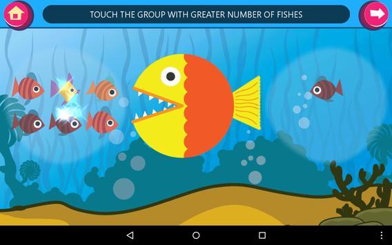 Kids Preschool Learning Numbers & Maths Games screenshot 6