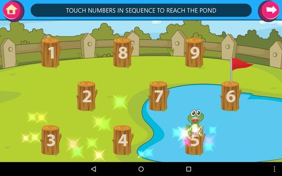 Kids Preschool Learning Numbers & Maths Games screenshot 7