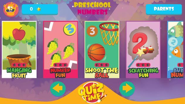 Kids Preschool Learning Numbers & Maths Games screenshot 8