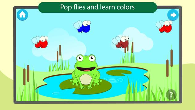 Colors & Shapes - Fun Learning Games for Kids screenshot 1