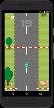 Tap to brake - Arcade car game screenshot 1