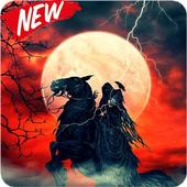 Grim Reaper Wallpaper Phone HD icon