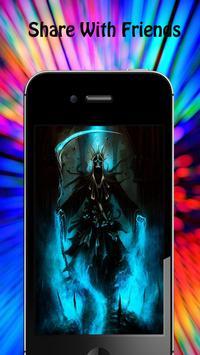 Grim Reaper Wallpapers apk screenshot
