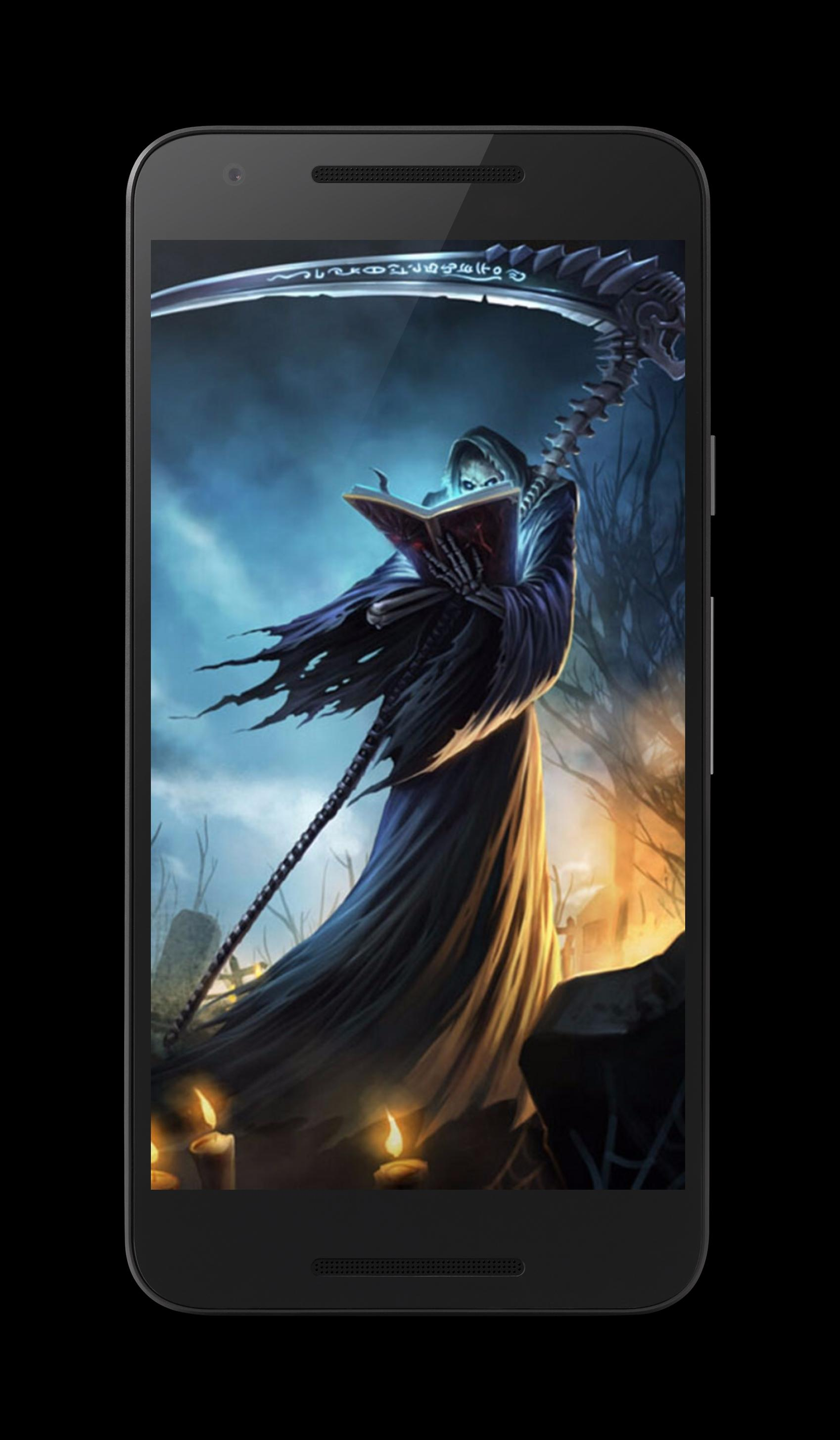 Grim Reaper Wallpapers 4k For Android Apk Download