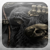 Grim Reaper Soul Thief LWP icon