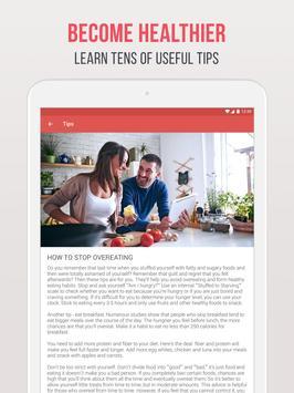 Фитнес для похудения скриншот 17