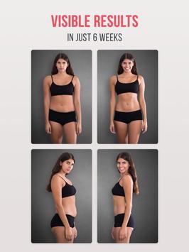 Фитнес для похудения скриншот 7