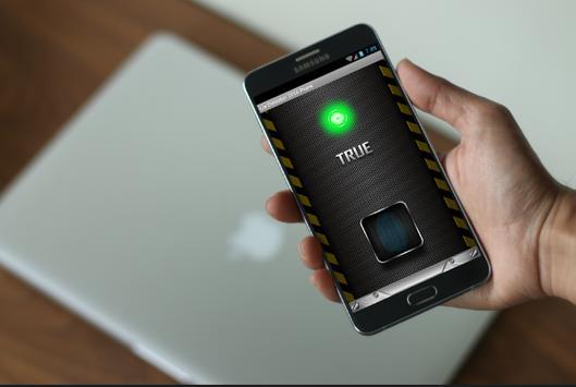 Lie Detector 2016 Prank screenshot 1