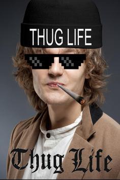 Thug Life Maker 2016 apk screenshot