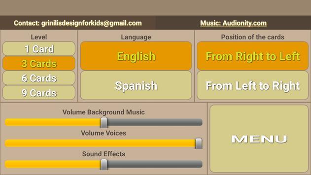 learn spanish english kids screenshot 7