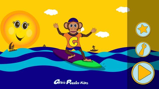 learn spanish english kids poster