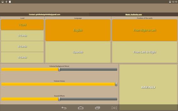 learn spanish english kids screenshot 15