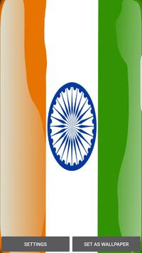India flag live wallpapers apk screenshot