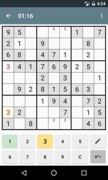 YA Sudoku screenshot 2
