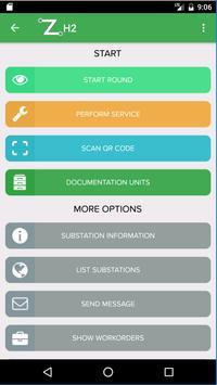 GridZupport Smart device app poster
