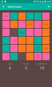 Griddle - 2D Rubik's Cube apk screenshot