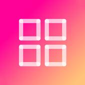 IntaGrid - Grid Maker for Instagram: Nine Square icon