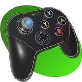 DroidJoy Gamepad Joystick Lite icon