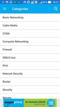 Networking Tutorials - (CCNA, CISCO, GNU/Linux) poster
