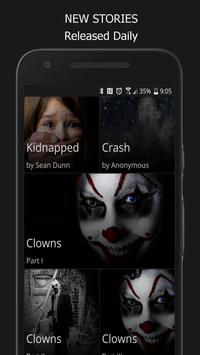 Free and Scary Chat Stories - Gripped on Texts capture d'écran 5