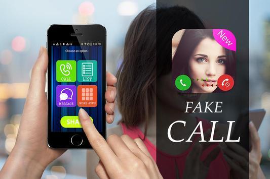 Fake Call screenshot 3