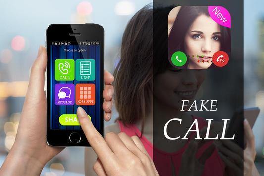 Fake Call screenshot 9