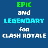 LEGEND CHESTS FOR CLASH ROYALE icon