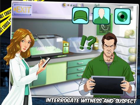Mystery Crime Scene apk screenshot