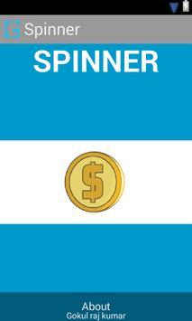 Spinner apk screenshot