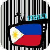 Free Filipino TV icon