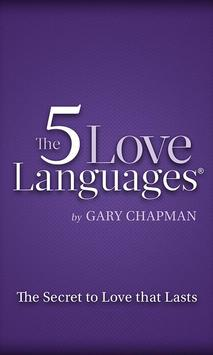 The 5 Love Languages poster