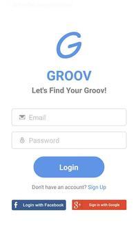 Groov screenshot 1