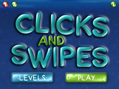 Clicks and Swipes poster