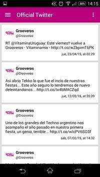 Grooveros App screenshot 3