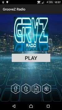 GRVZ GroovzZ Radio poster