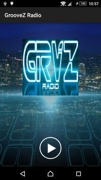 GRVZ GroovzZ Radio apk screenshot