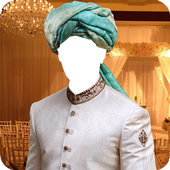 Groom Dress Photo Editor 2017 : Face Changer icon