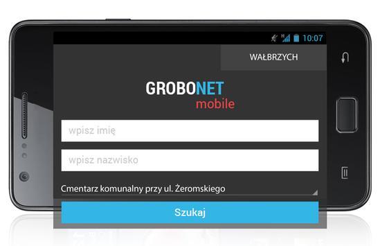 Grobonet / Wałbrzych apk screenshot