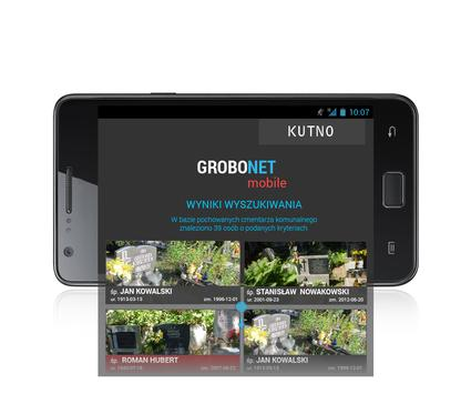 Grobonet MOBILE / Kutno apk screenshot