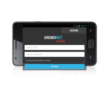 Grobonet MOBILE / Gdynia apk screenshot
