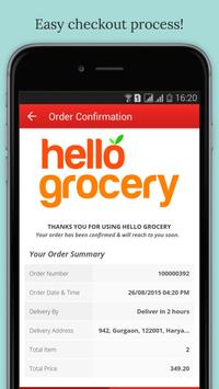 Hello Grocery - Online Grocery screenshot 3