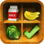 Grocery King Shop List Free icon