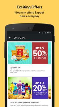 Grofers - Order Grocery Online apk screenshot