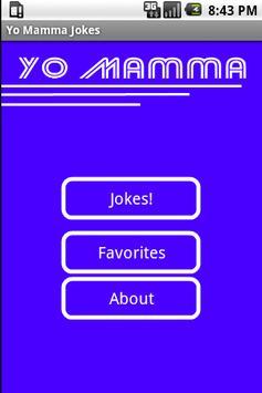 Yo Mamma Jokes poster