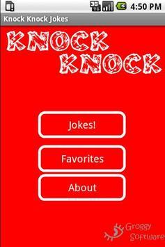 Knock Knock Jokes poster