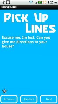 Pick Up Lines apk screenshot