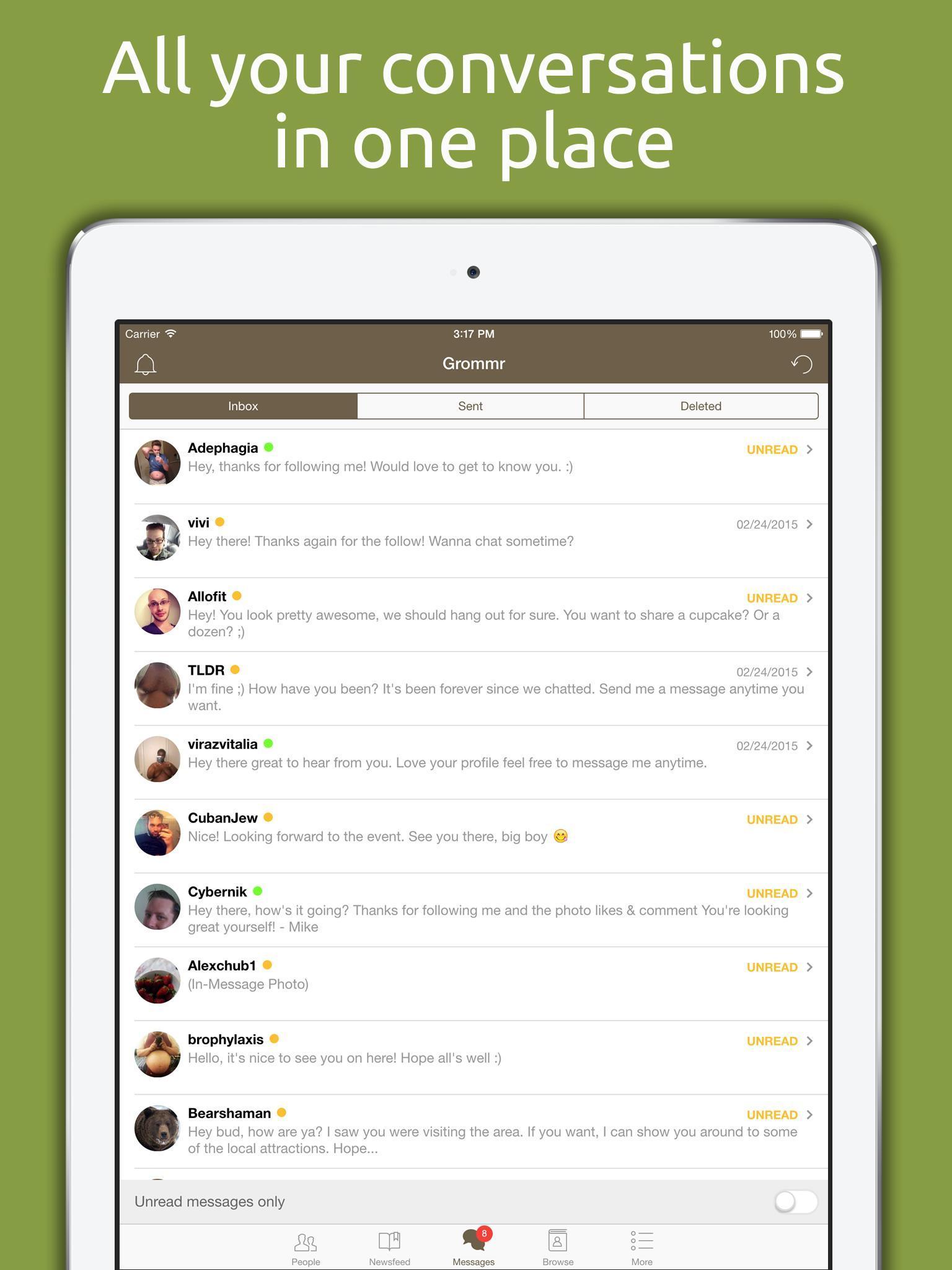 Bisexuelle dating-apps für android