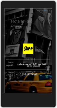 GRO TaxiApp (Unreleased) poster