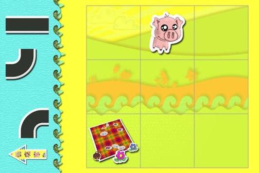 Animal Picnic-Puzzles for Kids screenshot 4
